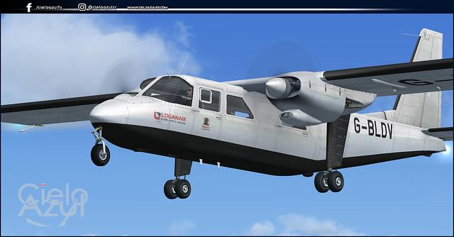 Logan Airlines (G-BLDV) v1.0
