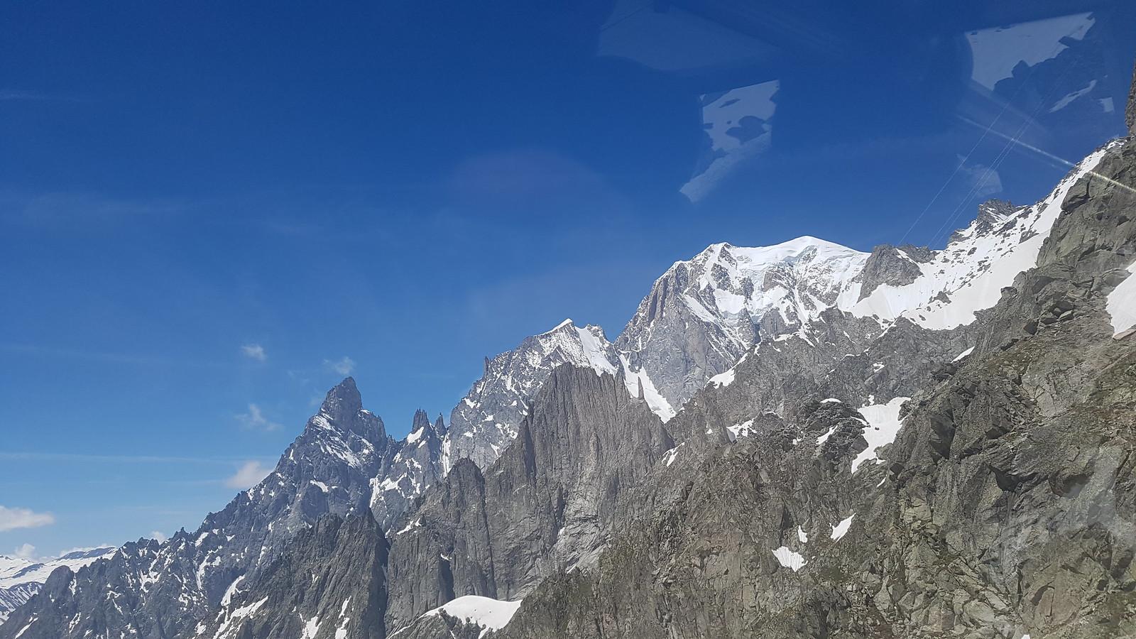 Mont Blanc Aiguille Noire