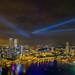 Singapur bei Nacht!