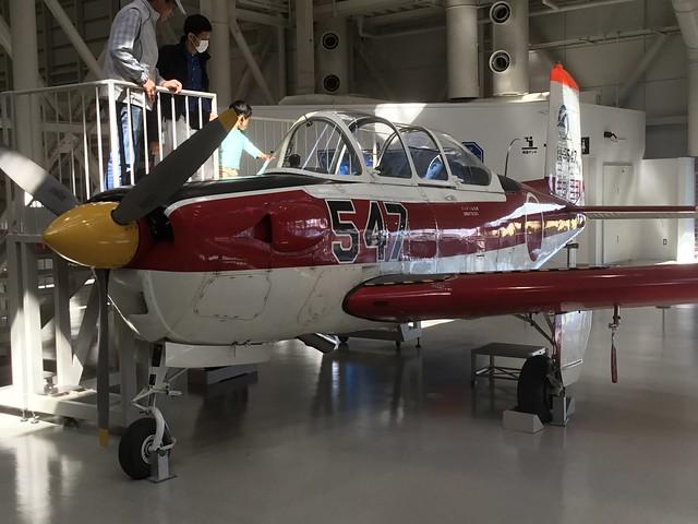航空自衛隊 T-3練習機 11-5547 T-3練習機 11-5547 IMG_2520