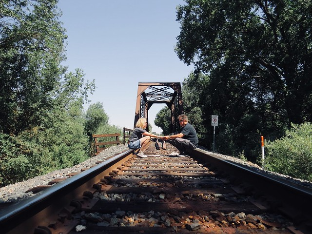 Tribute on the Tracks