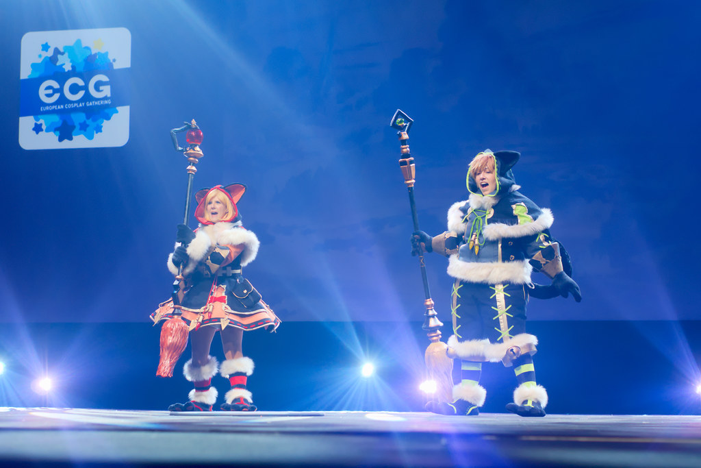 related image - Japan Expo 2018 - European Cosplay Gathering Final - P1255639