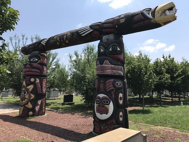 Healing Totem Poles