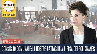 La consigliera Maria La Ghezza