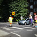 Lollipop Lady, Evering Road