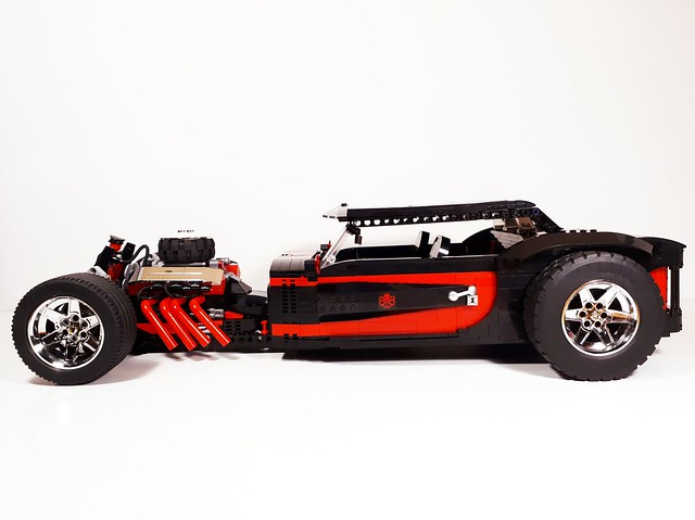 RED SKULL'S RATROD