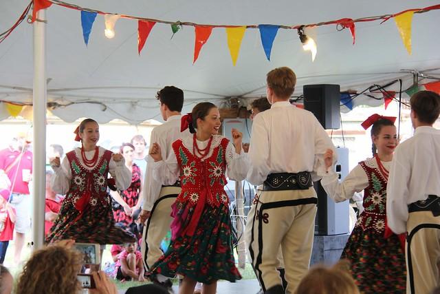 2017 Carrousel of the Nations Polish Village (Tom Blonka)