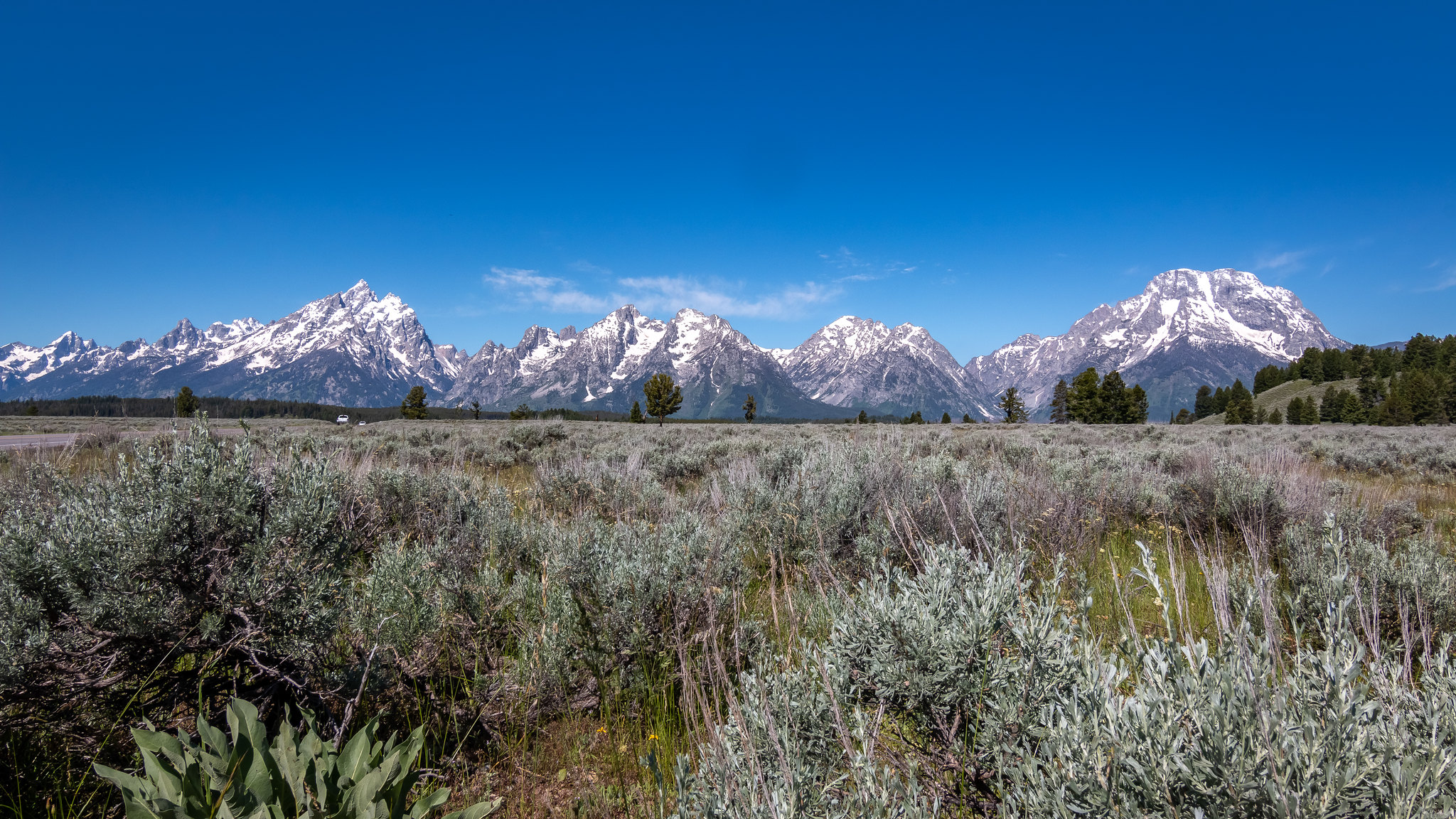 Grand Teton - Wyoming - [USA]