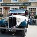 Vintage 1934 Morris Six outside The Carpenters Arms