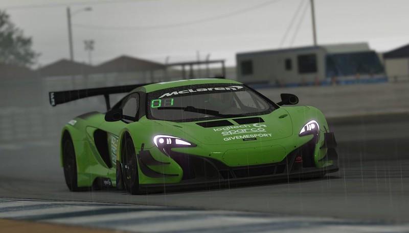 rFactor 2 - McLaren GT3