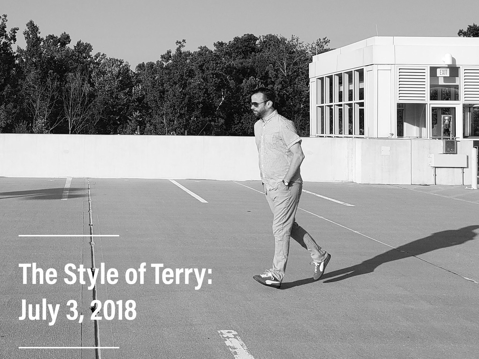 The Style of Terry: 7.3.18
