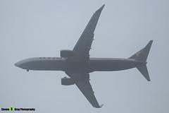 EI-ENY - 35042 - Ryanair - Boeing 737-8AS - Donington - 180402 - Steven Gray - IMG_8510