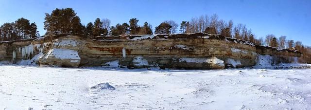 Balti klint / Baltic Cliffs (Klint, Glint, Clint), Estonia
