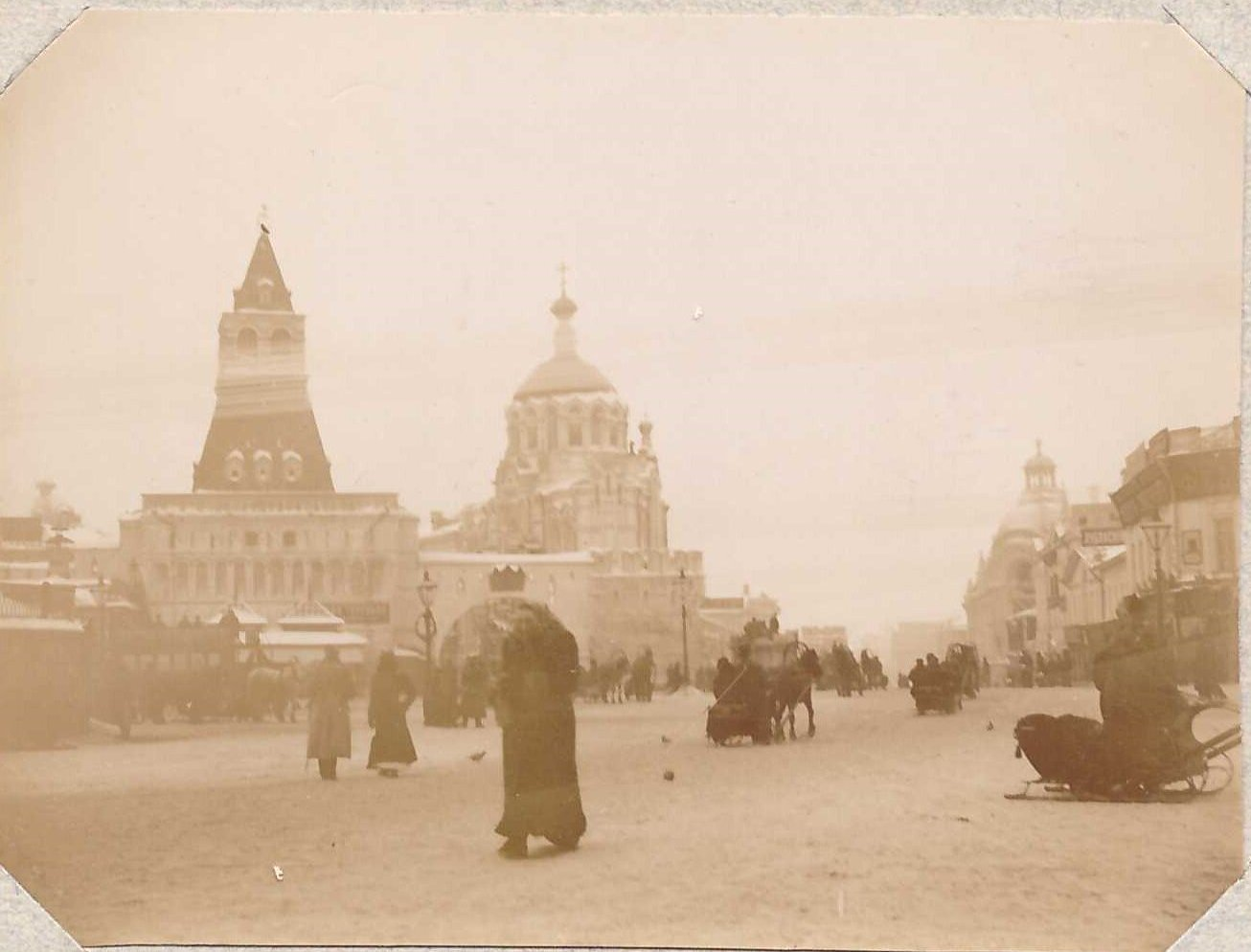 Москва. Часть 93
