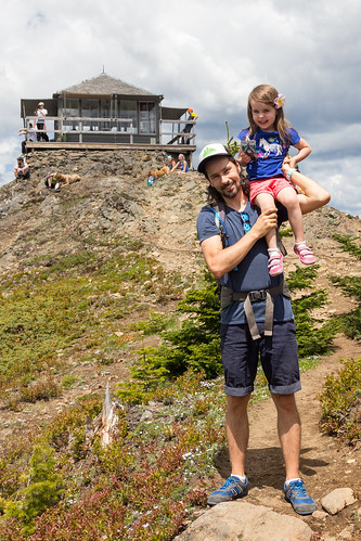Father's Day at Kelly Butte