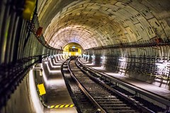 Photo of Train Track Subway - Credit to http://homedust.com/