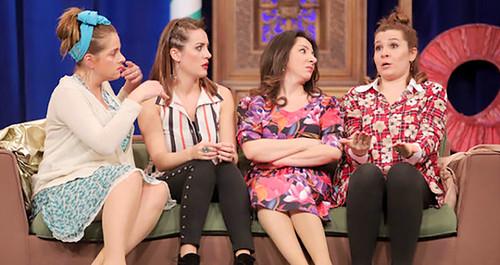 Güzel oyuncu Güldür Güldür Show'a Veda Etti