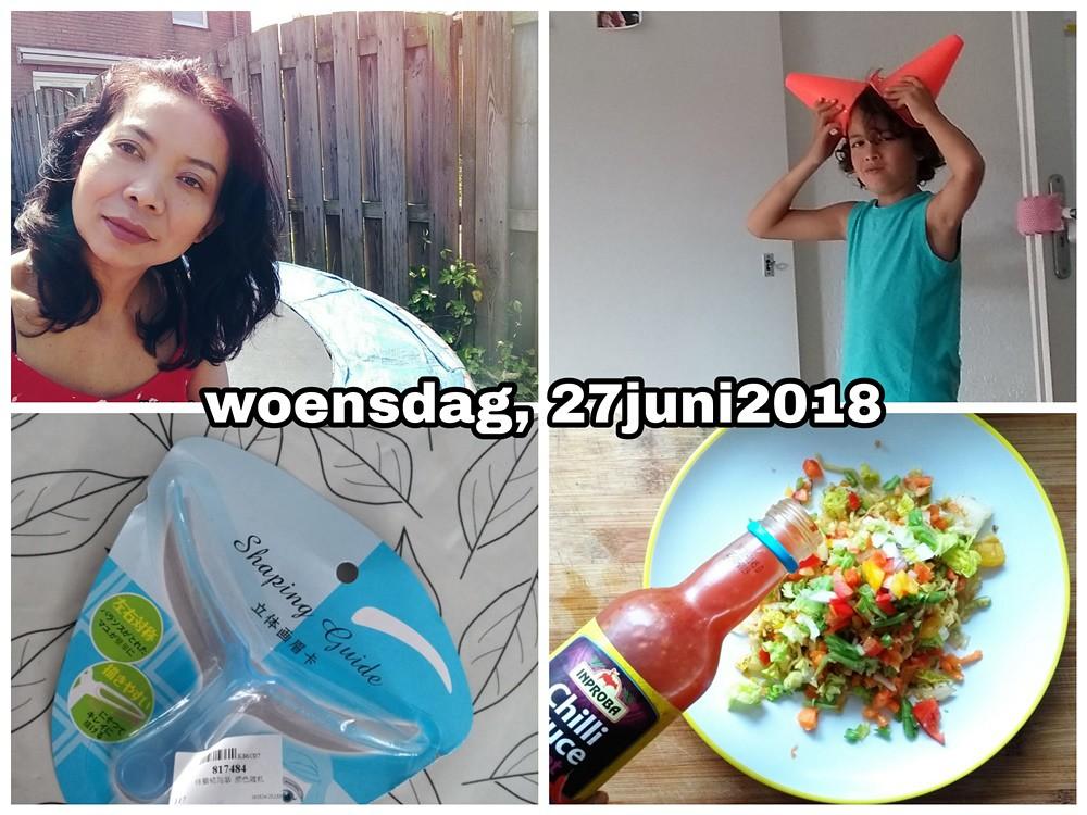 27 juni 2018 Snapshot