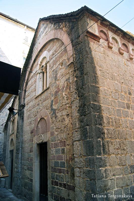 Фасад церкви Св. Анны