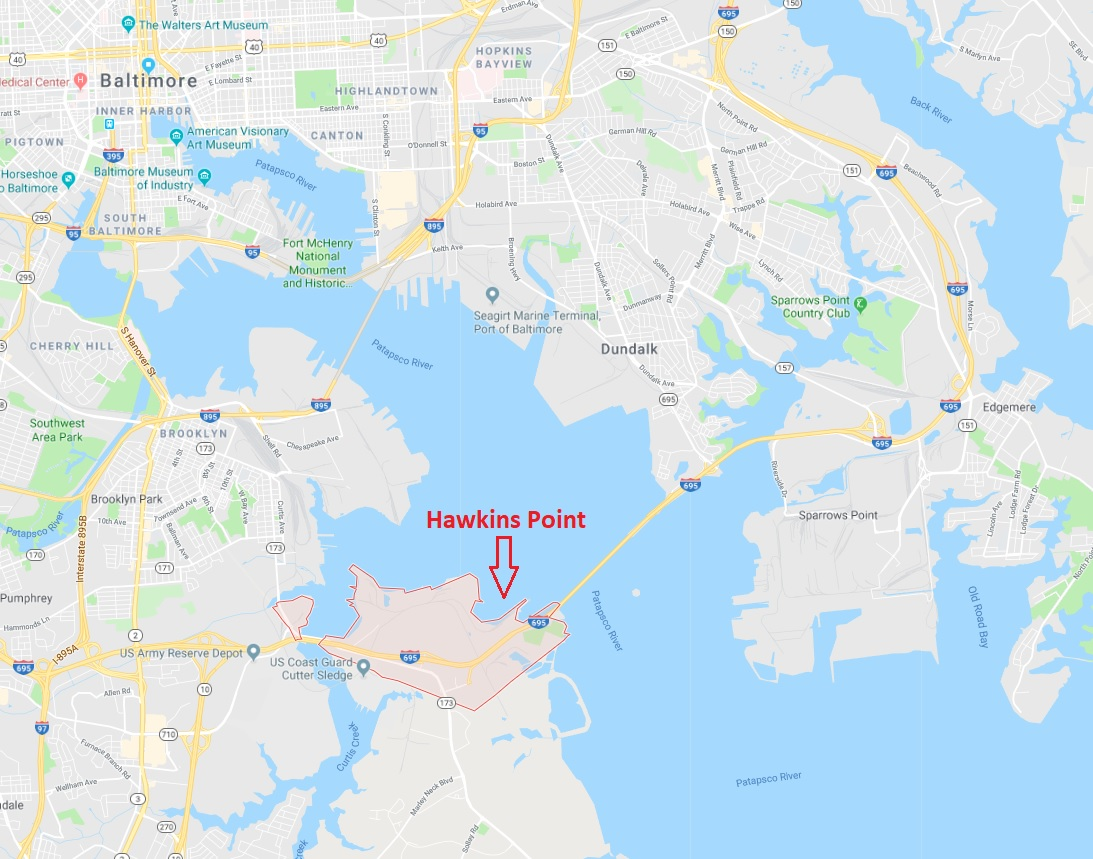 Hawkins Point