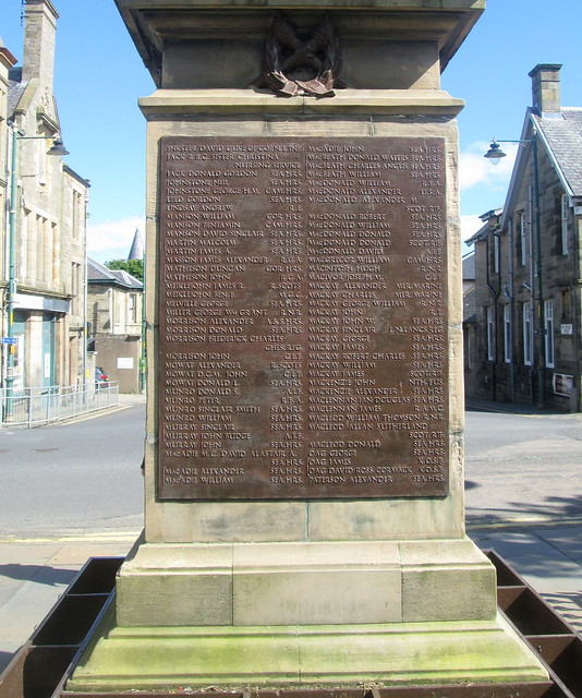 Thurso War Memorial