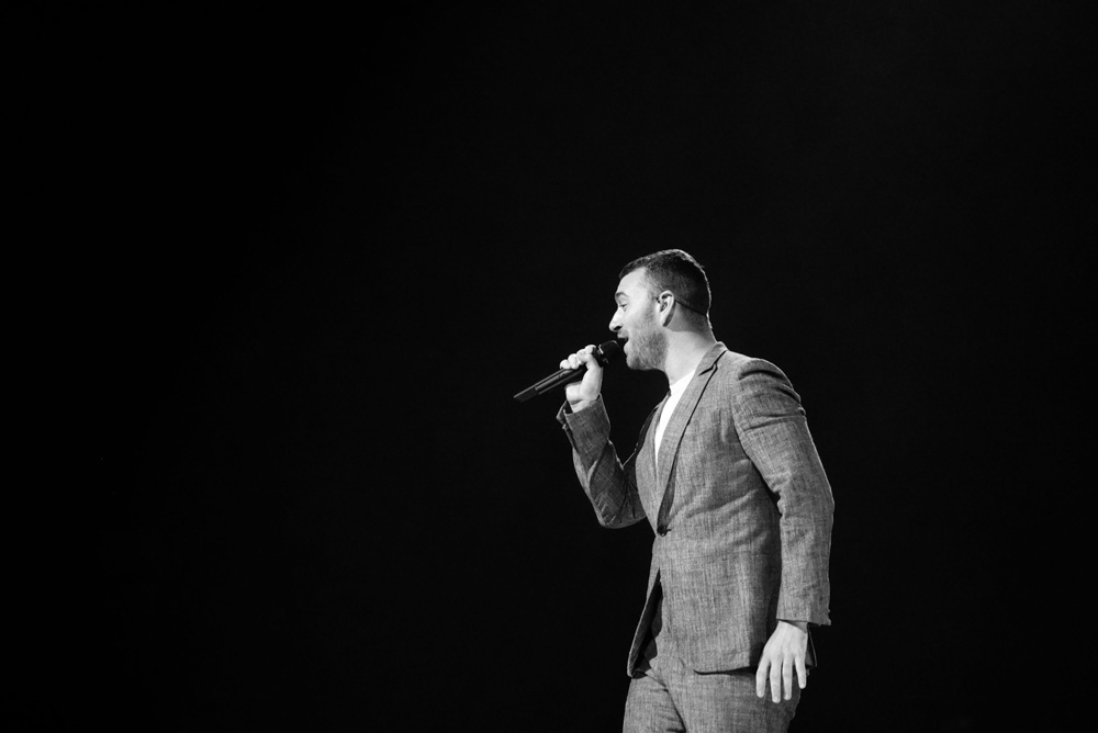 Sam Smith @ Madison Square Garden