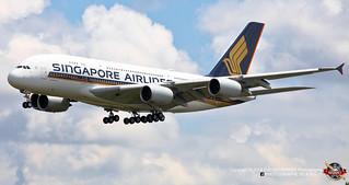 AIRBUS A380-841 (MSN 255)
