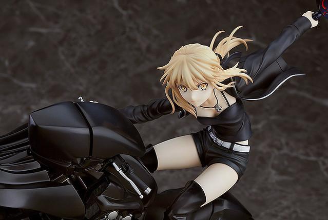 悲鳴吧!墮地的時候到了―― GSC《Fate/Grand Order》Saber/阿爾托莉亞·潘德拉剛[Alter]&Cuirassier Noir 1/8比例模型