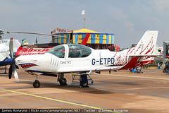 G-ETPD | Grob G-120TP-A | QinetiQ