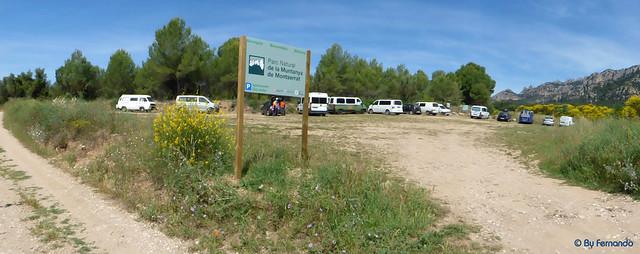 Parkings Montserrat Sur -02- Parking de Can Jorba -02-