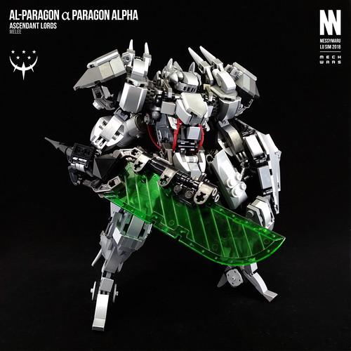 AL-PARAGON α Paragon Alpha