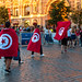 Tunisia fans in Moscow