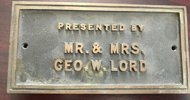 Bayhealth Milford Memorial Commemorative Plaques