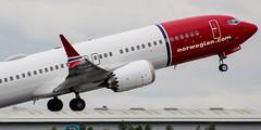 Norwegian 737 Max 8 EI-FYB