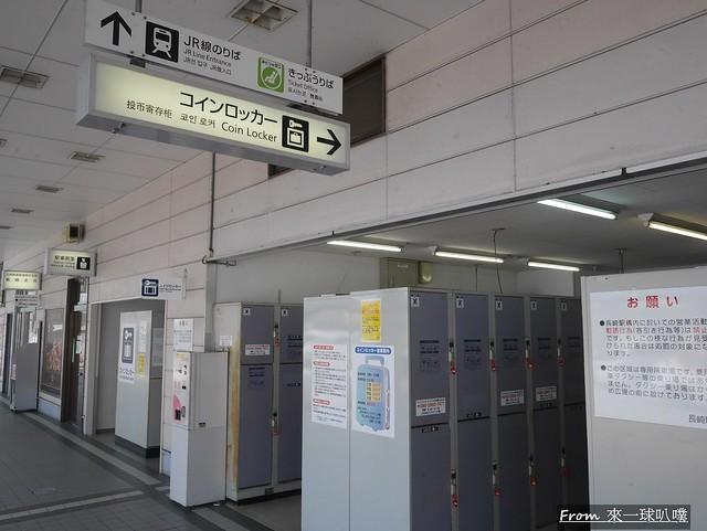 長崎電車+長崎車站08