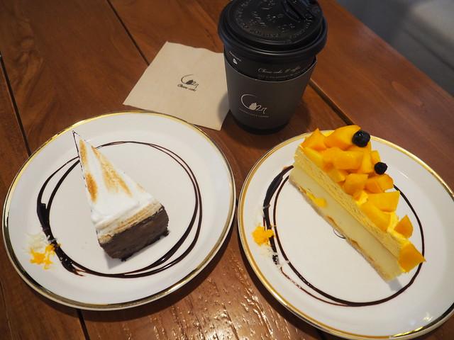 P6158092 C27( 씨이십칠) チーズケーキ専門店 カロスキル 韓国 ソウル カフェ ひめごと