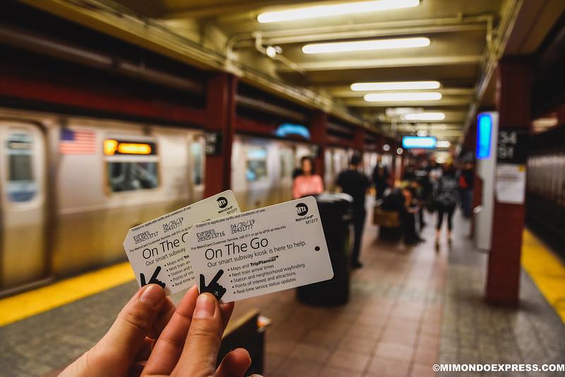 Nueva York Día 1