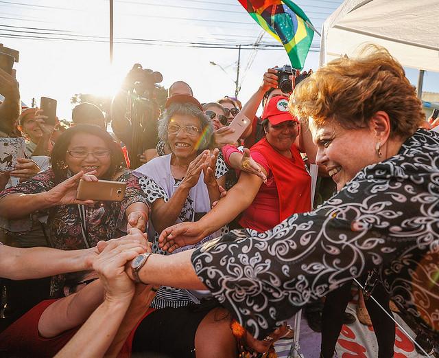 Decisión fue anunciada por la ex presidenta el jueves, después reunión con lideres del Partido de los Trabajadores en Belo Horizonte  - Créditos: Ricardo Stuckert