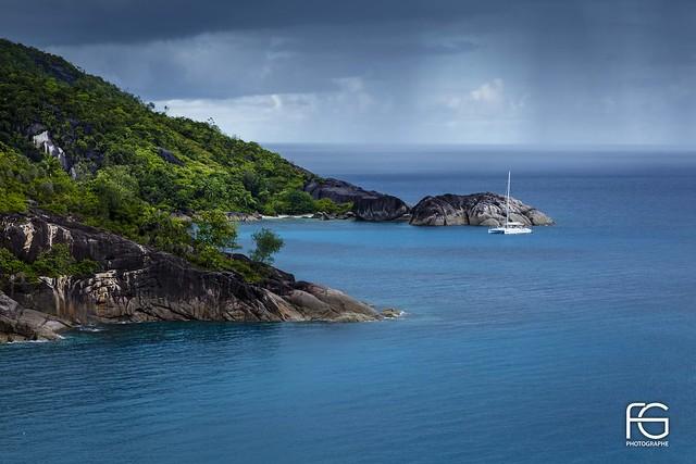 Anse major, Seychelles Island