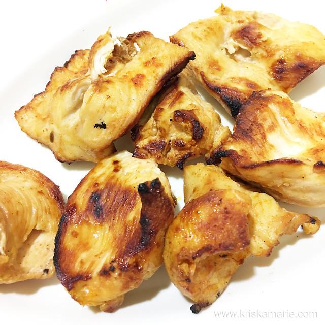Chicken Boti Boneless from New Sarhad Darbar