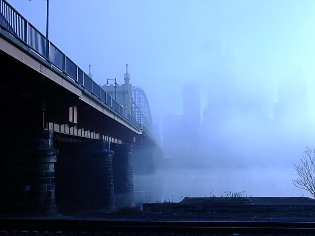 In a Fog (Explore 8/5/2018), Fujifilm FinePix S200EXR