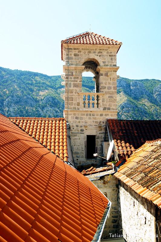 Колокольня францисканского монастыря