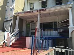 D.C. Barber Center, house on 14th Street NW, Washington, D.C.
