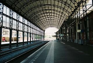 Haarlem station, Netherlans