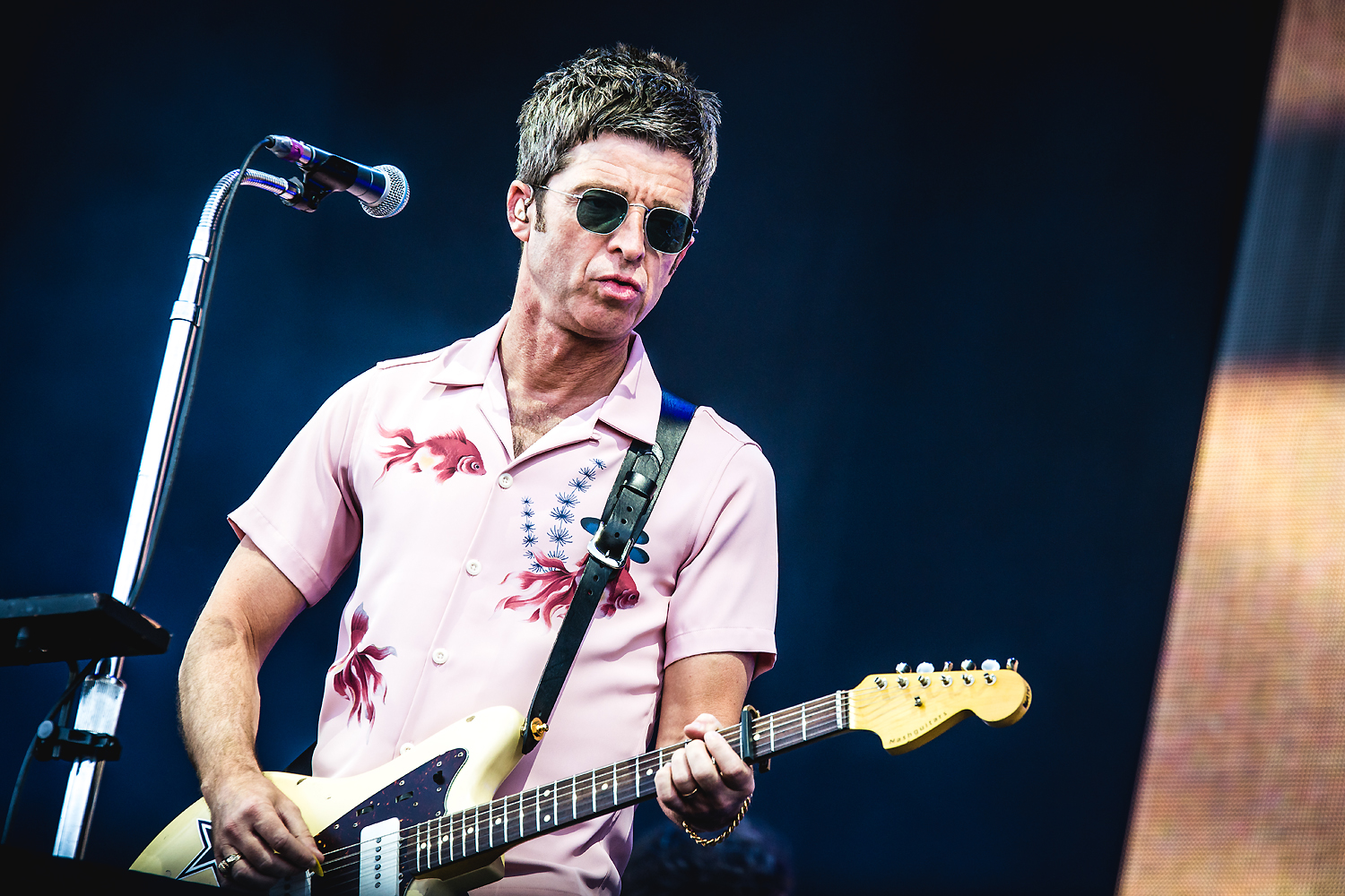 Noel Gallagher's High Flying Birds @ Rock Werchter 2018 (Jan Van den Bulck)