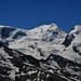 Castor (4228 m) et Pollux (4092 m)