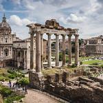 Forum Romanum - https://www.flickr.com/people/86354760@N00/
