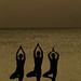 Beach Yoga, Turks & Caicos