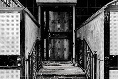 What Are They Hiding In There? . . . . #lowereastsidenyc #entrances #tenements #grime #grunge #doorway #lowereastside #chrislord #pixielatedpixels #chrislorddotnyc #nycphotographer #explorer #shooter #nyc #city_captures #grime_lords #nyc_captures #newyork