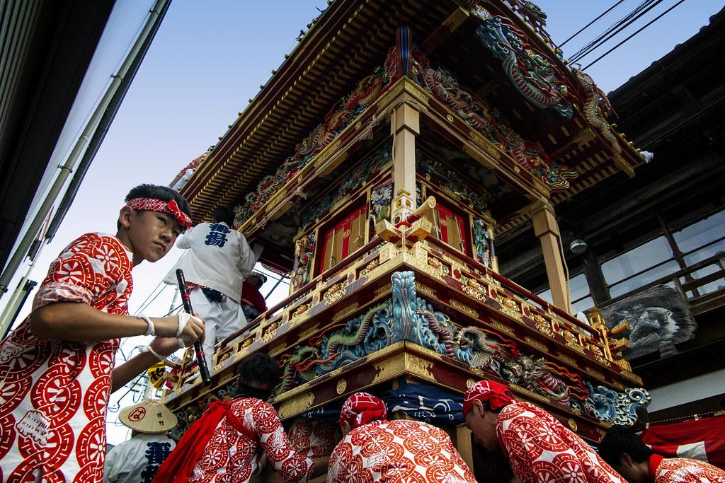 Chichibu Festival, Japan 2